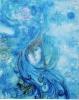 Картина «МЕЧТЫ ЮНОЙ СНЕЖНОЙ КОРОЛЕВЫ»